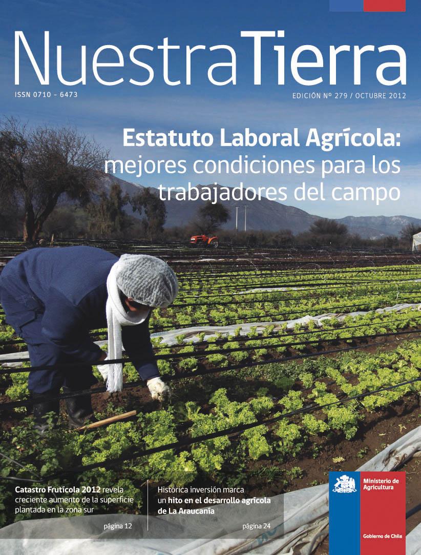 N°279. Estatuto Laboral Agrícola - Fucoa